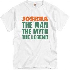 Joshua the man
