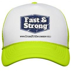 fast & strong neon trucker