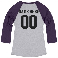 Custom Softball Grandma Jersey
