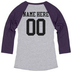 Custom Softball Grandma Jersey