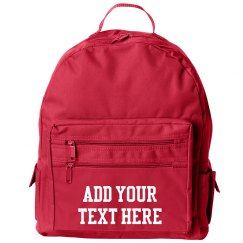 Custom School Bookbag For Kids