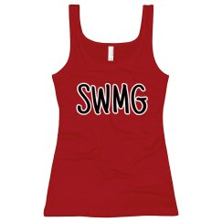 SWMG Slim Fit Tank