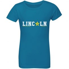 GIRLS: Lincoln Star Tee (more colors)