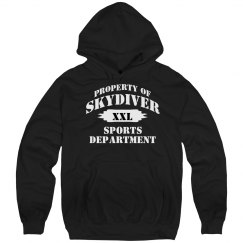 Property of a Skydiver