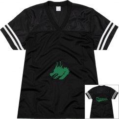 Carroll dragons long sleeve shirt.