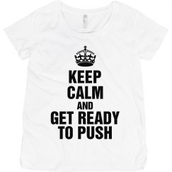 Get ready to push