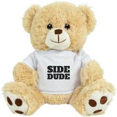 SIDE DUDE TEDDY