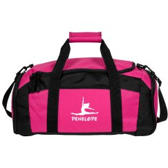 Penelope gymnastics bag