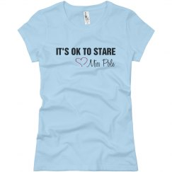 IT'S OK TO STARE T-shirt