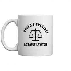 Greatest assault lawyer