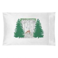 Deer Pillowcase