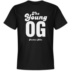 Blk Young OG Tee