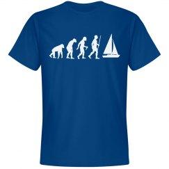 Evolution sailing shirt