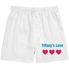 Valentines Day Boxers for Him