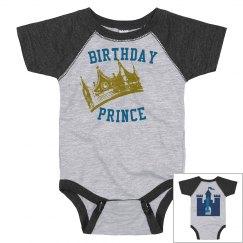 First birthday prince