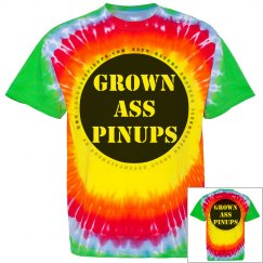 Grown Ass Pinups Rasta T-Shirt