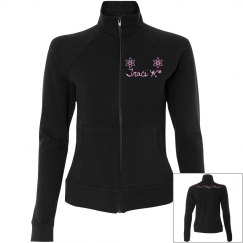 Club Fitstyle Fitness Jacket
