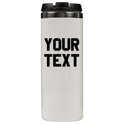 Personalized Travel Mug Tumbler