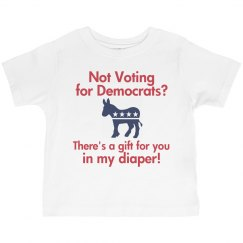 MDMP Toddler Democrat