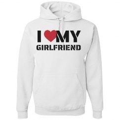I love my Girlfriend Hoodie