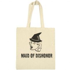 Halloween Maid of Dishonor