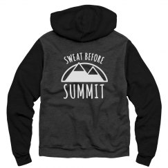 Sweat Before Summit Hoodie