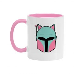 Mando Kitty Mug