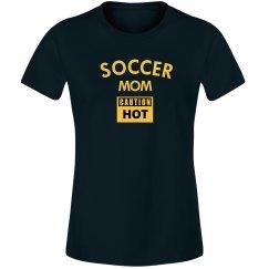 Hot soccer mom