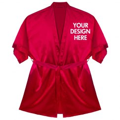 Your Design Here Custom Robe