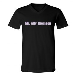 Mr. Ally Thompson