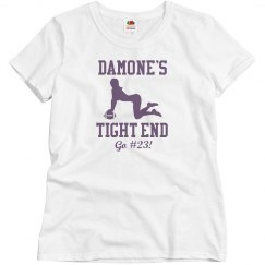 Damone's Tight End