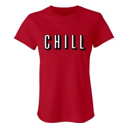 Netflix & Chill Funny Tee