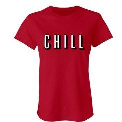 Netflix & Chill Funny Tee