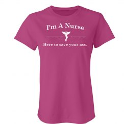 Nurse Save Your Ass
