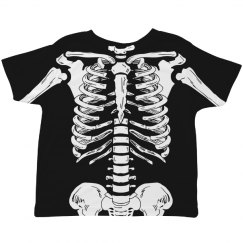 Boney Skeleton Kids Costume