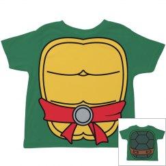 Toddler Turtle Costume