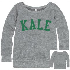 Kale Off the Shoulders
