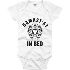 Namast'ay In Bed Baby