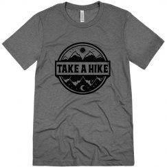 Take A Hike Unisex Tee
