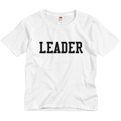 KIDS LEADER W/B
