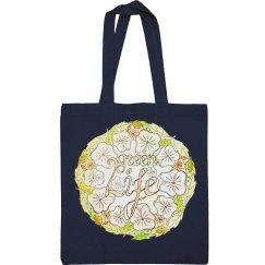Green life bag