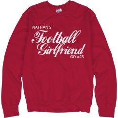 Football Girlfriend Cola