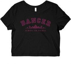 Dancer On Pointe