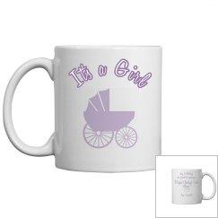 Gender Reveal Mug