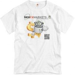 DexFxMarkets T-shirt
