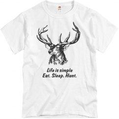 Eat sleep hunt
