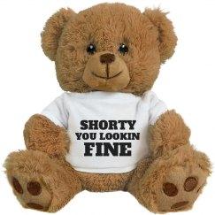 Shorty Lookin Fine Valentine