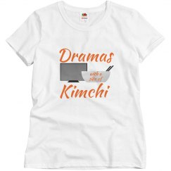 Relax with Dramas with a Side of Kimchi