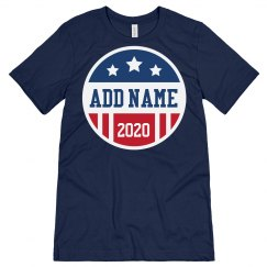 Custom Name 2020 Election Campaign