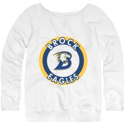 Brock Eagles off shoulder